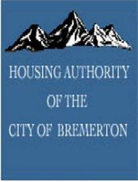 bremerton housing authority section 8 bremerton wa affordable and low income housing