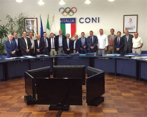 federazione tennis tavolo acsi firma la convenzione con la federazione italiana