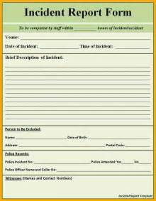 incident accident report sample doc 680824 police incident report template word sample sample incident report form 11 free documents in pdf