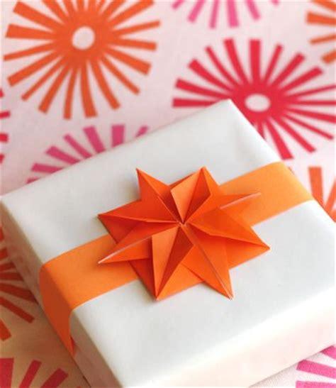 Origami Present Wrapping - origami picmia