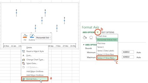 format axis in excel 2007 with dates excel horizontal axis date format excel group data by