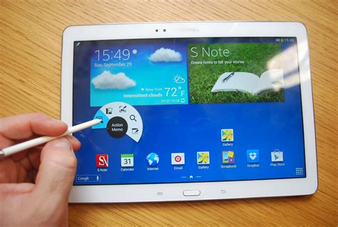 Samsung Tab Note gigaom samsung galaxy note 10 1 2014 edition review a premium android tablet for a premium