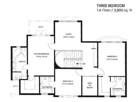 3 bedroom townhouse floor plans 18 genius 3 bedroom townhouse designs house plans 49508