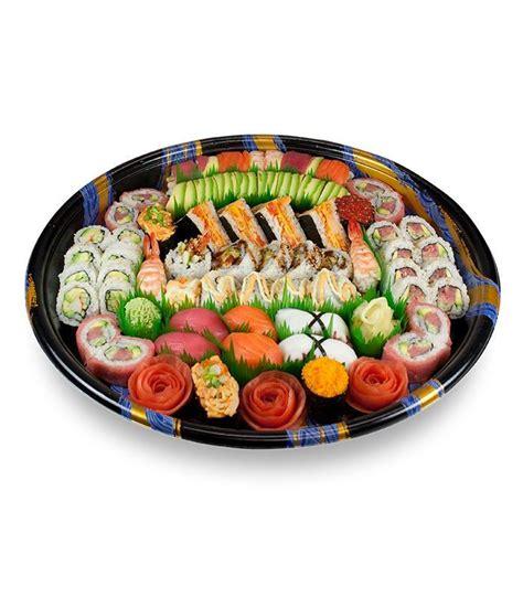Tray Sushi Import Hp 02 sushi medley tray kowalski s markets