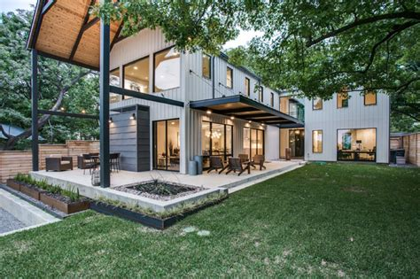 the lake house dallas urban lake house in dallas texas modern exterior dallas by demesne