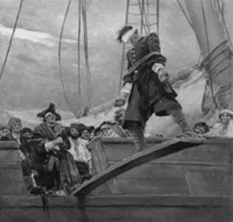 Walking The Plank by Howard Pyle Walking The Plank 1887 The Coraline Meme