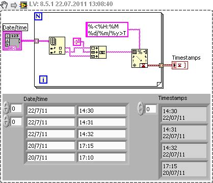 format date labview solved time date string to timest discussion forums