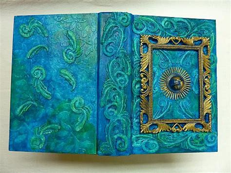 create your book mixed media projects for expanding creativity and encouraging personal growth books sculpted altered mixed media quot create quot book project by
