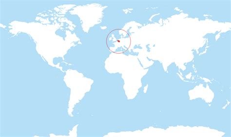 belgium world map location where is belgium located on the world map