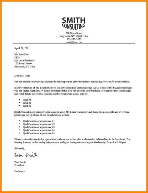 4 business proposal letter for a new product cashier