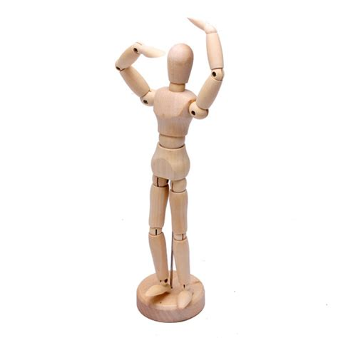 jointed doll review buy 20cm wooden jointed doll figures model painting