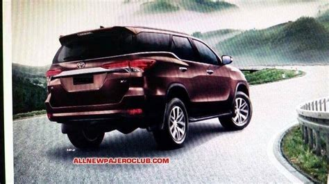new toyota 2016 new 2016 toyota fortuner suv this is it carscoops
