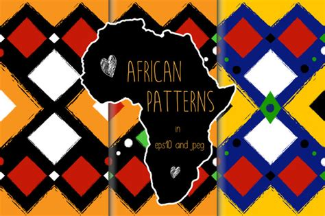 african pattern brush african patterns photoshop brushes 187 designtube creative