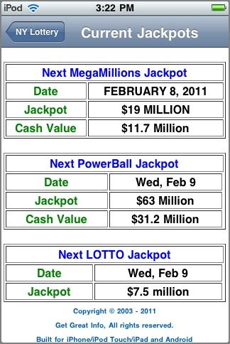 new york lottery post for android new york lottery results appstore for android