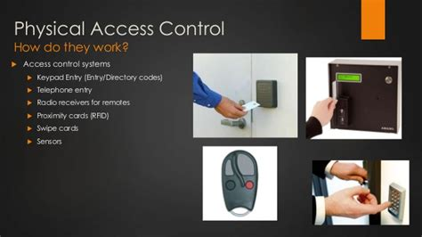 Garages With Apartments Hacking Access Control Systems
