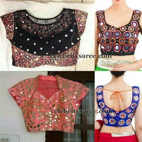 pattern design blouse mirror work blouse blouse models pinterest mirror