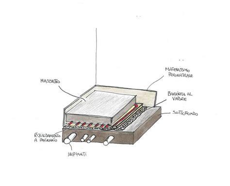 massetto riscaldamento a pavimento il massetto su impianto di riscaldamento a pavimento o