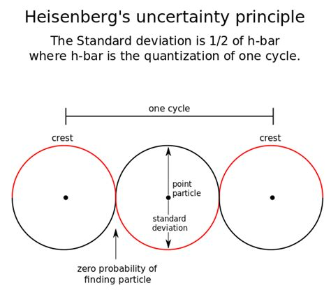 The Heisenberg Principle file heisenbergs uncertainty principle svg wikimedia commons