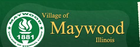 Maywood Housing Authority by Of Maywood Illinois Of Maywood Il