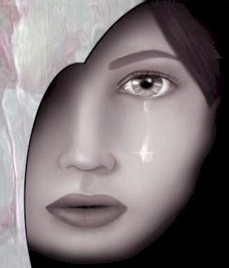 imagenes de desamor llorando frases