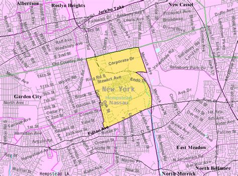 East Garden City Ny Zoning Map File East Garden City Ny Map Png Wikimedia Commons
