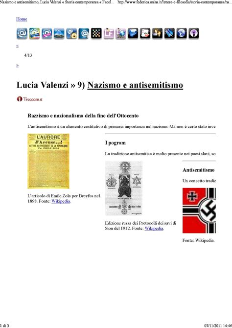 dispense storia contemporanea nazismo e antisemitismo dispense