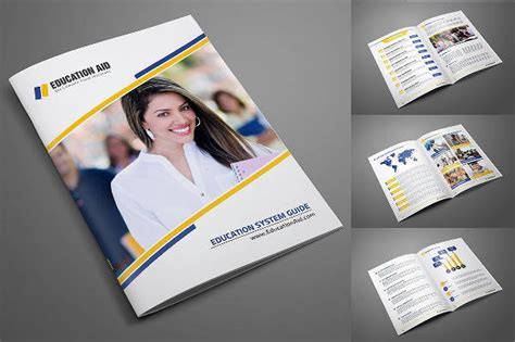 brochure design templates for education 44 catalog design design trends premium psd vector downloads