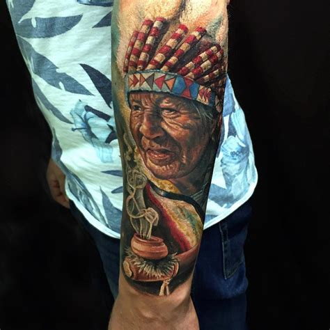 tattoos for indian men 15 american indian tattoos for s 237 mbolos