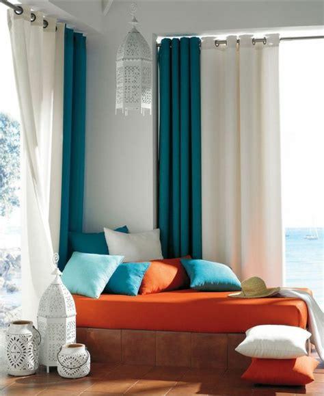 Vorhänge Eckfenster by 50 Moderne Gardinenideen Praktische Fenstergestaltung