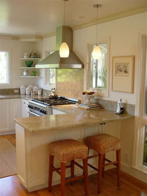 small c shaped kitchen designs best 25 small breakfast bar ideas on pinterest