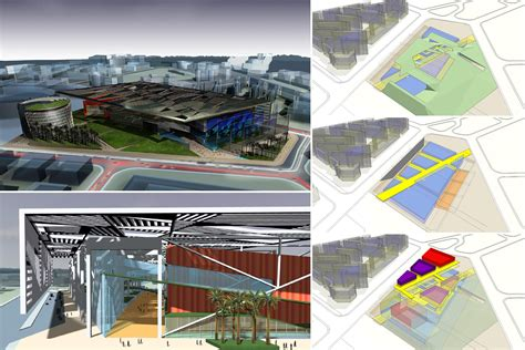 convention center planning lmn architects seattle