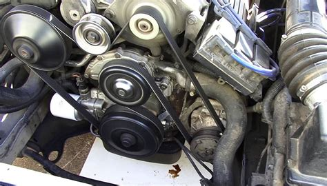 how to change a fan belt on a 2008 mini clubman how to replace a fan belt tips and tricks to up your maintenance game