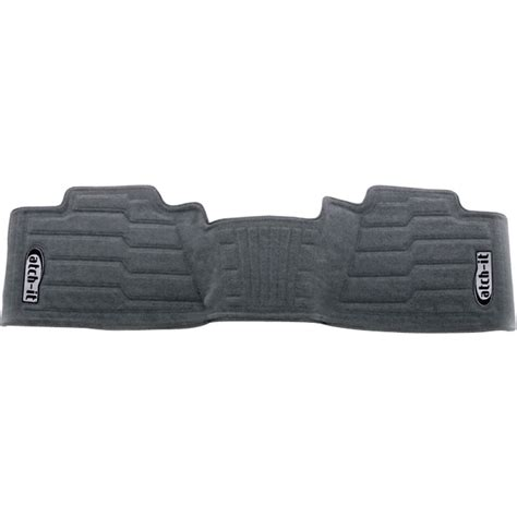 Floor Mats For Jeep Liberty by New Nifty Products Floor Mats Rear Gray Jeep Liberty 2006