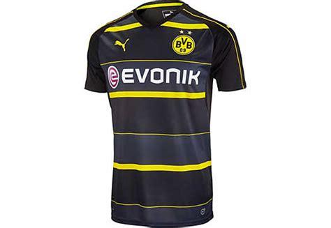 Jersey Dortmund Away borussia dortmund away jersey 2016 dortmund soccer