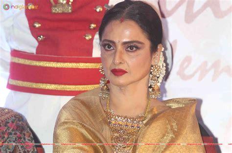 film actress rekha photos rekha at 3rd national yash chopra memorial award