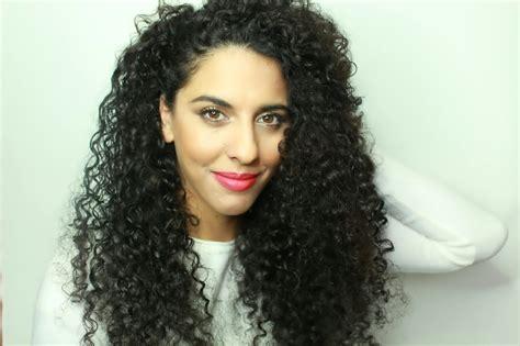 cabello rizado mi rutina para pelo rizado youtube