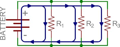 resistor means series and parallel circuits learn sparkfun