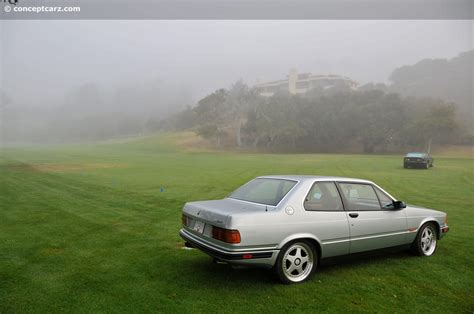 Maserati 228 For Sale by Auction Results And Data For 1989 Maserati 228