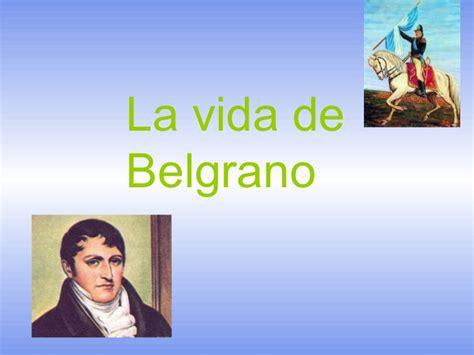 Imagenes De La Vida De Manuel Belgrano | la vida de manuel belgrano