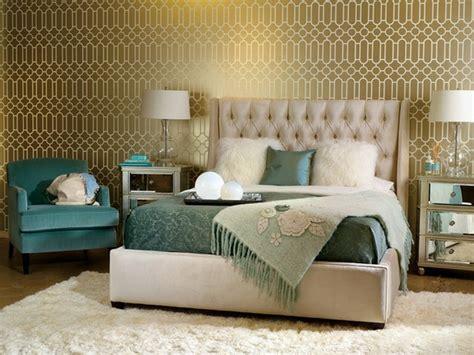 welche farbe ist gut für schlafzimmer 30 interessante vorschl 228 ge f 252 r tapeten im schlafzimmer