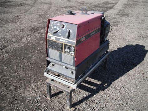 lincoln ranger 8 ac dc welder generator