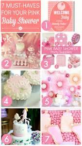 pink baby shower supplies pink baby shower ideas catch my