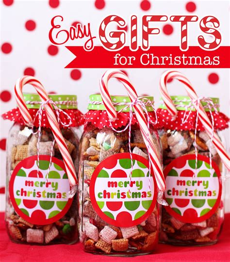 10 easy christmas gifts to make diy gift jars savedollarblog
