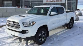 Toyota Tacoma Trd Sport Bed 2016 Toyota Tacoma Cab Trd Sport 4x4 Bed