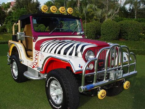 custom convertible jeep 1000 images about painted vehicles on pinterest trucks