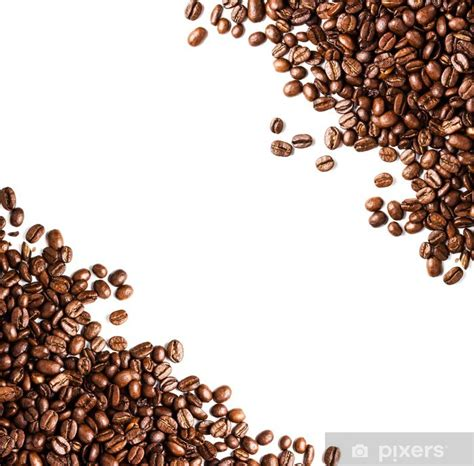 coffee beans background  texture closeup coffee concept