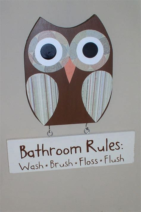 owl bathroom sets 25 best ideas about owl bathroom decor on pinterest kid friendly bathroom design