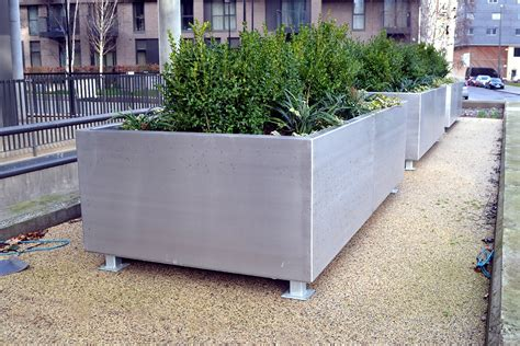 Barrier Planters by Barrier Planters Design