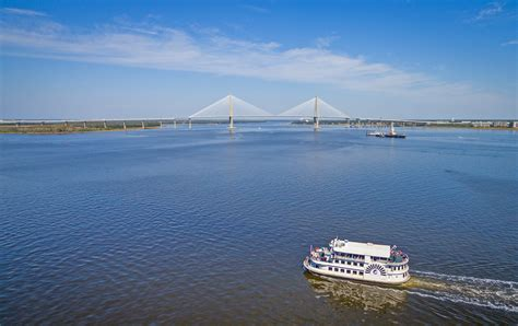big boat in charleston harbor charleston harbor history and points of interest by dhm