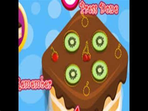 juegos decorar pasteles decorar pastel de caramelo juegos de decorar j0g0s de